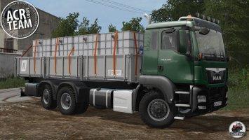 Man AgroTruck Pack v1.1 FS17