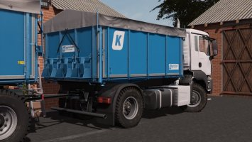 Man TGS Pack FS17