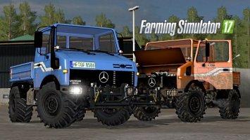 MB Unimog 1200/1600 Full Pack FS17