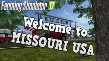 Missouri Map - Cotton FS17