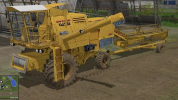 New Holland Clayson M135 FS17