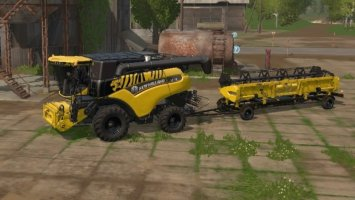 New Holland CR7.90 Pack FS17