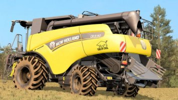 New Holland CR9.90 FS17