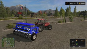 NEW HOLLAND D21 INVERNO V0.1 FS17