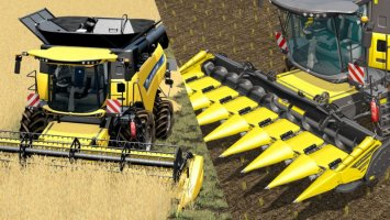 New Holland Header 25FT / HS8 FS17