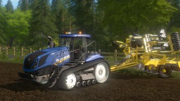 New Holland T7 315 TT v1.15 FS17