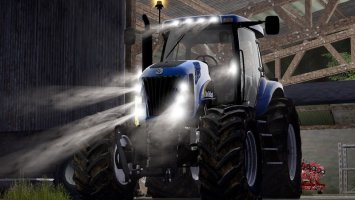 New Holland TG series FS17