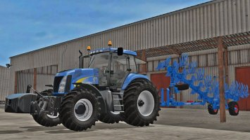 New Holland TG200 (230, 255, 285) FS17