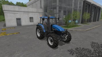New Holland TS115 v1.0.0.1 FS17