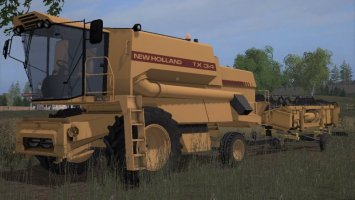 New Holland TX34 FS17