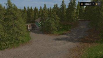 Oddity map FS17 FS17
