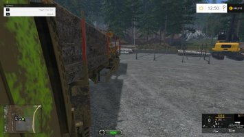 Reversing camera for truck v1.1 ls15