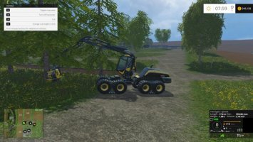 Wood Harvester Tree Info LS15