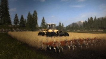 Allis Chalmers 1300 cultivator FS17