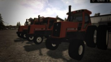 Allis Chalmers 8000 Series FS17