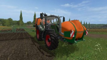Amazone sprayer pack with hose FS17