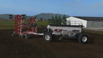 BOURGAULT AIR DRILL FS17