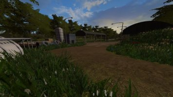 Buscot Park Farm Extended v1.2 FS17