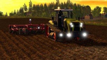 Claas Xerion TT FS17