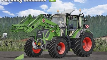 Fendt 300 Vario Full Pack