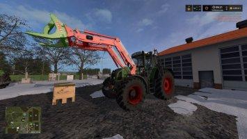 Fendt Vario 820 TMS Dynamic Hoses FS17