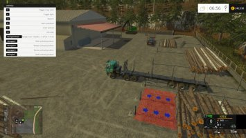 Fliegl Timber Runner Wide With Autoload v1.1 LS15