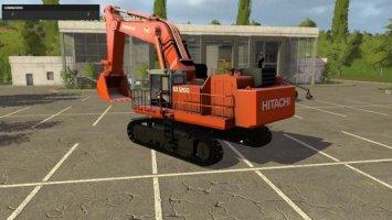 Hitachi EX1200-6 FS17