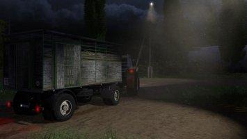 HL51.88 Cattle trailer FS17