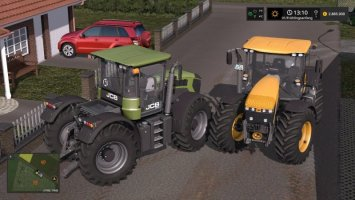 JCB Fasttrac 442 Pack by Marcel
