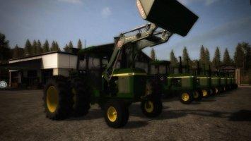 John Deere 30 series 2WD