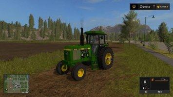 John Deere 40 series 2WD fs17