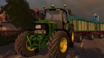John Deere 7030 Debbler Version