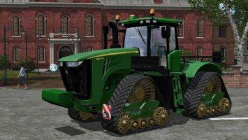 John Deere 9560 RX
