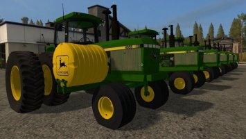 John Deere series 2WD FS17