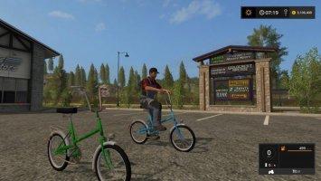Kemping bicycle FS17