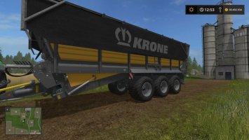 Krone TX560D