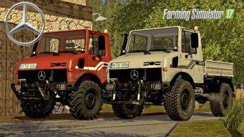 MB Unimog 1200/1600/2100 V3 Full Pack