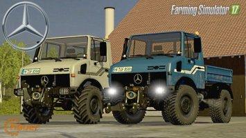 MB Unimog 1200/1600/2100 V3 Hauer Edition FS17