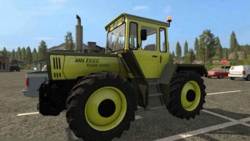 Mercedes Benz Trac Pack FS17