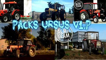 Mod Packs Ursus FS17