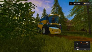 New Holland CX8080 v2.5.5 FS17