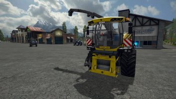 New Holland FR850 Manual pipe fs17