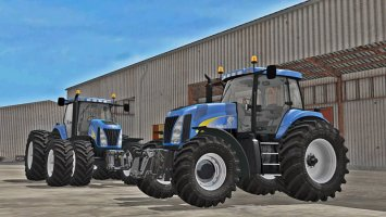 New Holland TG200 (230, 255, 285) FS17
