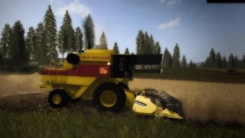New Holland TR96 FS17
