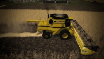New Holland TR98 FS17