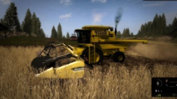 New Holland TR99 FS17