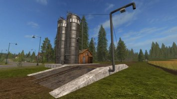 Pigfood Silo FS17