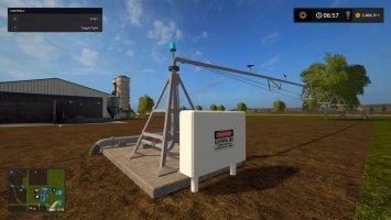Pivot irrigation FS17