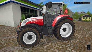 Steyr 4000 Multi series v1.2 fs17