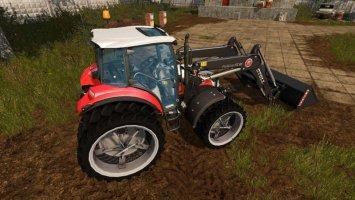 Steyr Kompakt 4095FL FS17